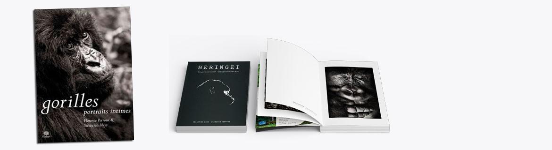 Sébastien Meys photographie, les livres